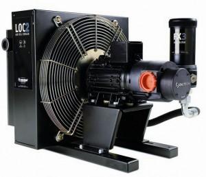 Chłodnica pompa silnik Olaer, Oiltech