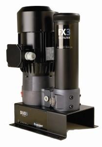 System filtracyjny oleju Olaer